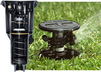 Maxi-Paw Impact Sprinkler