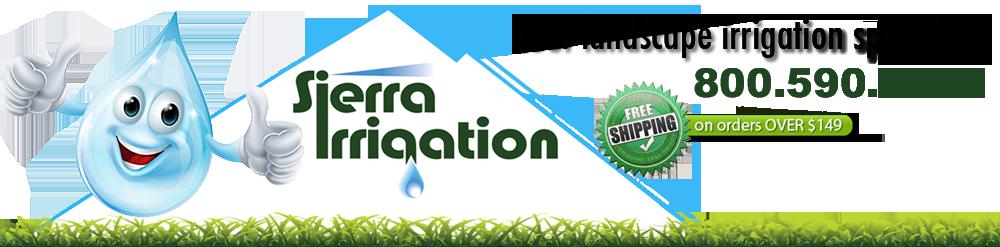Sierra Irrigation Logo