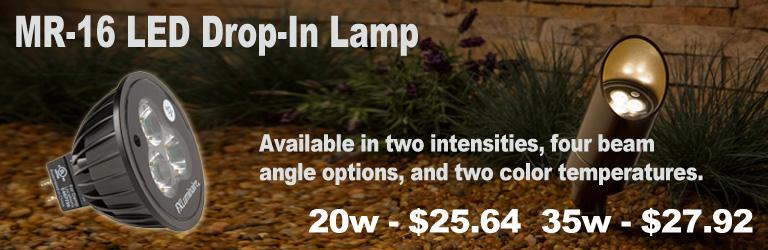 MR-16 LED Drop-In Lamp
